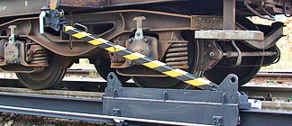 Cable shunting device  PZ 15